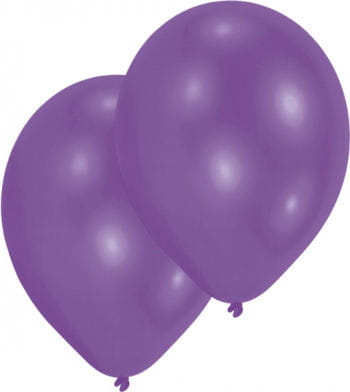 Lavendel Luftballons 50 St.