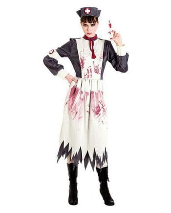 Lazaret Krankenschwester Kostüm Gr. M