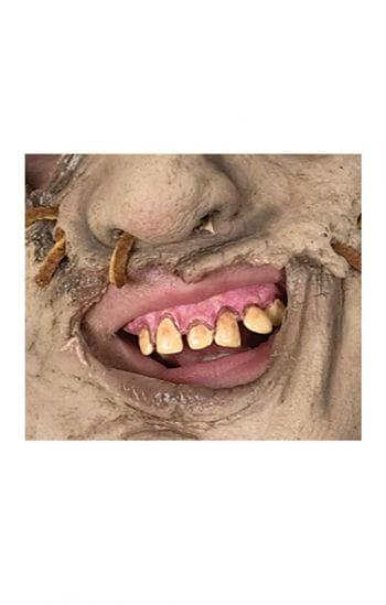 Leatherface Zähne