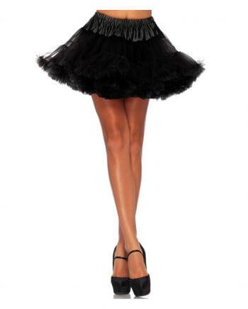 Leg Avenue Petticoat schwarz