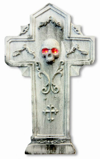 Light up Tombstone Cross