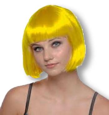 Lola Perücke Gelb