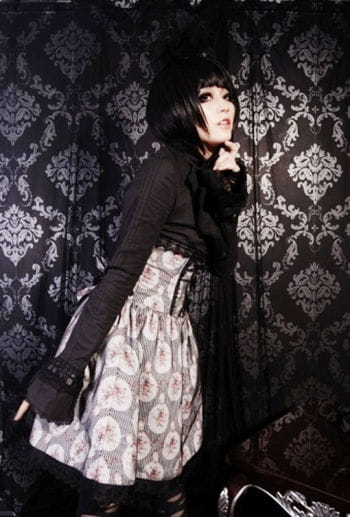 Baroque Corset Skirt