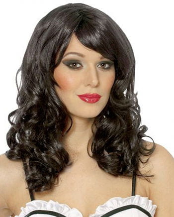 Lolita Wig Black