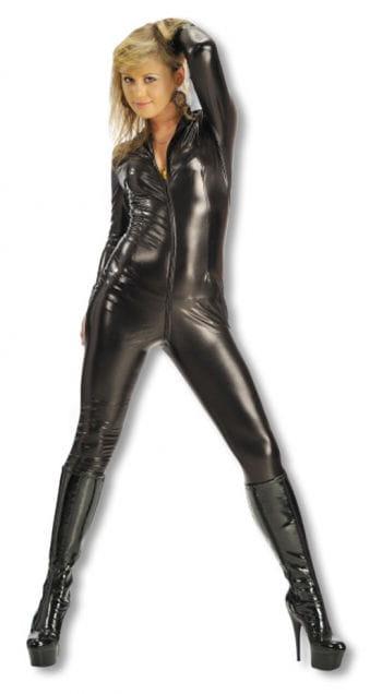 Lycra Catsuit schwarz L