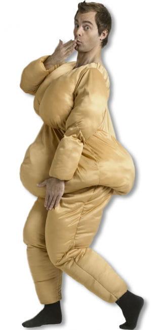 Mega Fatsuit Männerkostüm