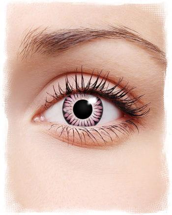 3-Tone Kontaktlinsen Cosplay Pink