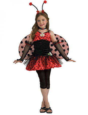 Ladybird Child Costume