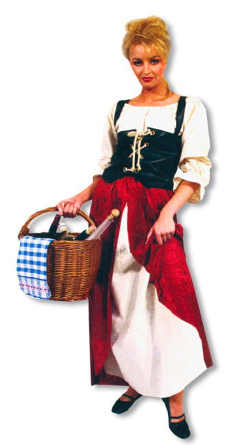 Market Woman Costume