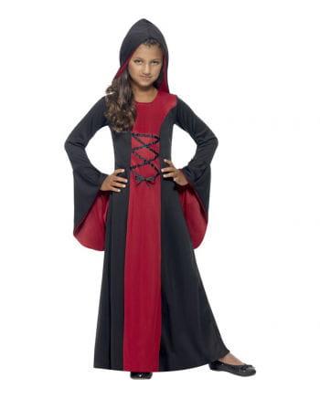 Medieval Vamp Kinderkostüm