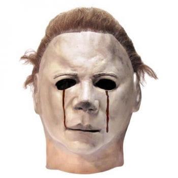 Michael Myers Maske Blood Tears