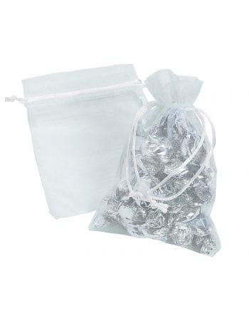 Mini Organza bag white 25 St.