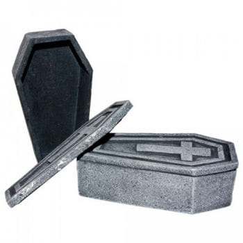 Mini Coffin Box