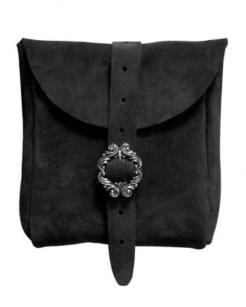 Mittelalter Tasche Schwarz