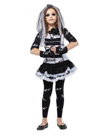 Monster Bride Child Costume