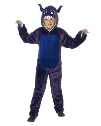 Monster Child Costume Purple