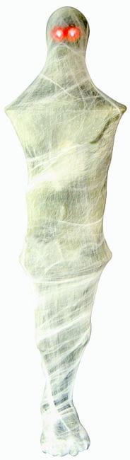 Mumie im Cocoon mit LED Augen