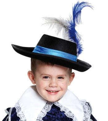 Musketier Hut für Kinder