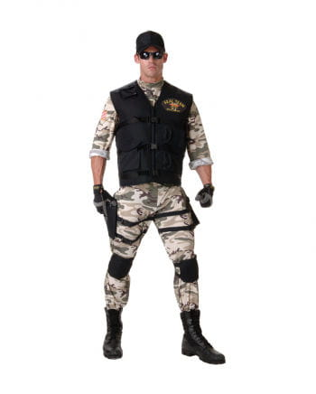 Navy SEAL Uniform XXL
