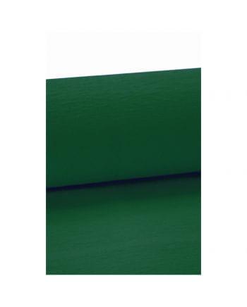 Niflamo Crepe Paper Dark Green 10 Meters