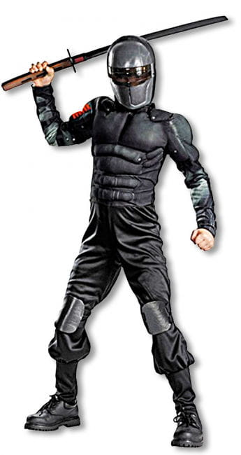 Ninja Snake Eyes costume M