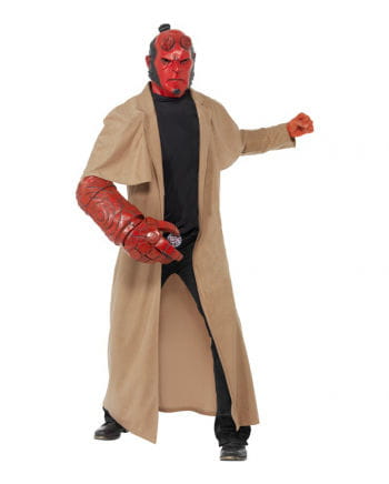 Original Hellboy costume