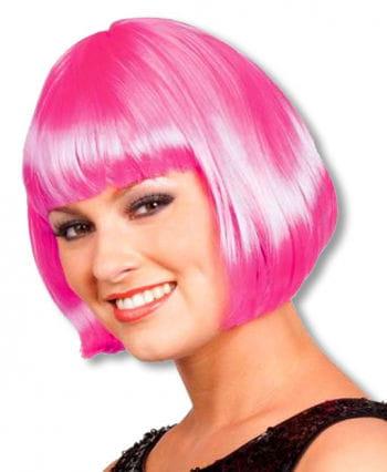 Pageboy Wig Pink