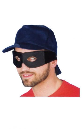 Safeknacker Maske Schwarz