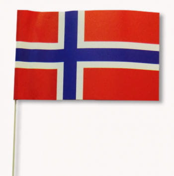 Paper Flags Norway 50PCS