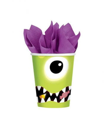 Paper cup Boo Crew Monster