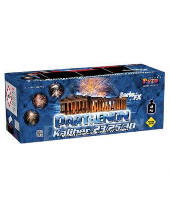 Parthenon Batteriefeuerwerk 77 Schuss