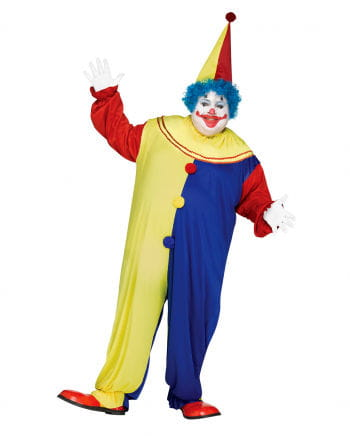 Horror clown costume Plus Size