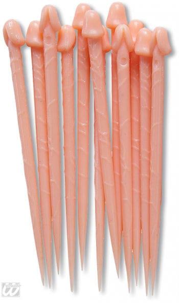 Penis Toothpicks