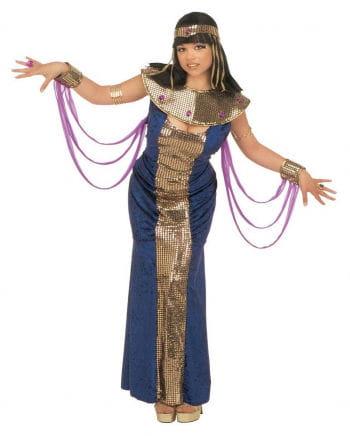 Pharaonin Nofretete Kostüm Gr. XL 42/44