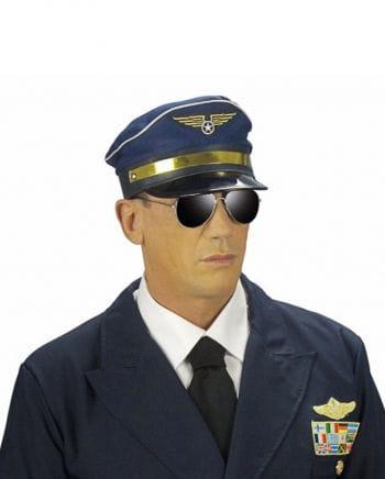 Pilotenschirmmütze