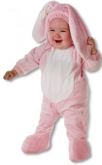 Pinker Hase Kids Costume M