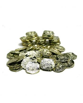 Piraten Gold 72 Stück