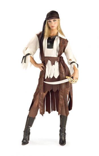 Sexy Pirate Bride Costume
