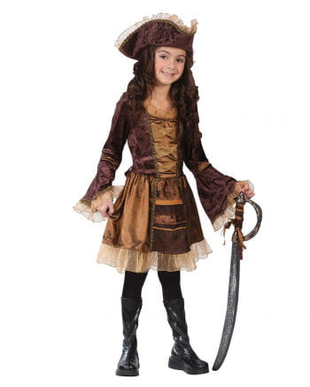 Pirate Lady Child Costume. L