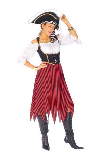 Pirate Babe Skirt
