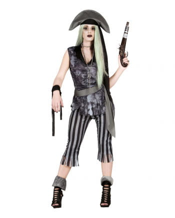 Piratin Geister Kostüm