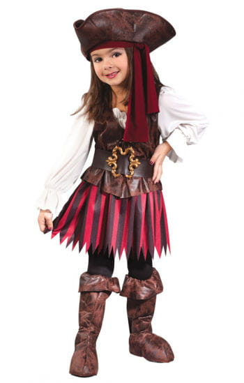 Pirate Girl Toddler Costume