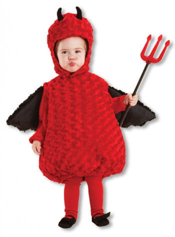 Plush Devil Baby Costume