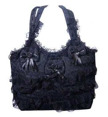 Poizen Industries Gothic Bag Black