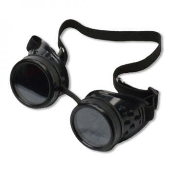 Poizen Fashion Steampunk Goggles