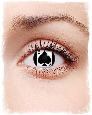 Ace of Spades Kontaktlinsen