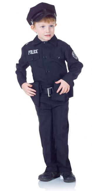 Policeman Kinderkostüm