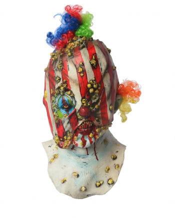 Popcorn Clown Maske