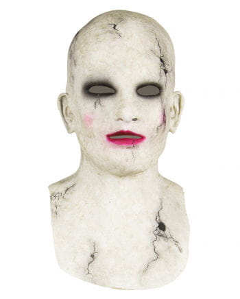 Porcelain doll silicone mask
