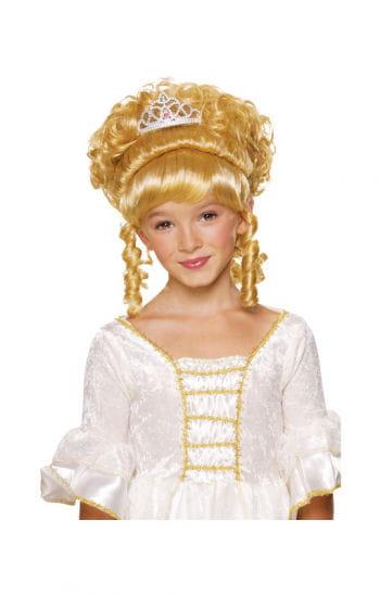 Princess Child Wig Blonde